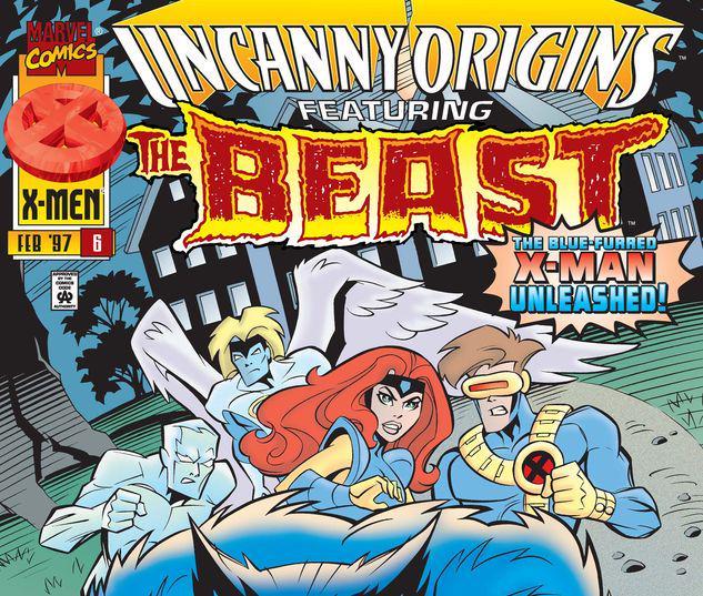 Uncanny Origins #6