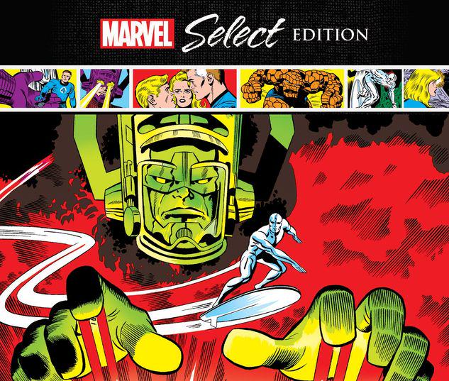 FANTASTIC FOUR: BEHOLD… GALACTUS! MARVEL SELECT HC #1