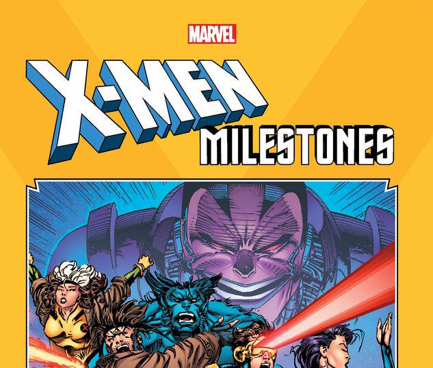 X-MEN MILESTONES: X-CUTIONER'S SONG TPB #1