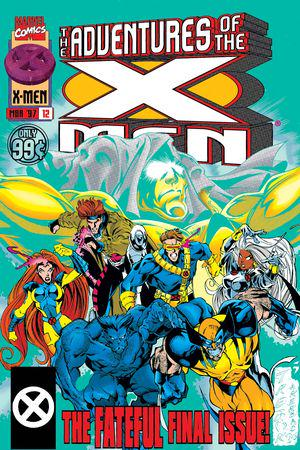 Adventures of the X-Men #12