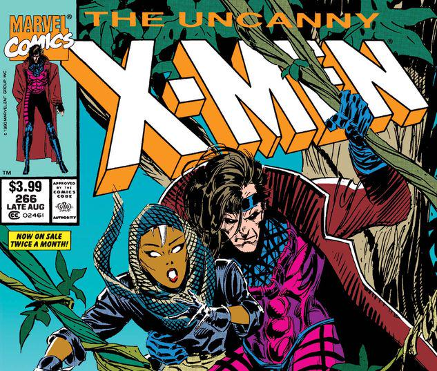 UNCANNY X-MEN 266 FACSIMILE EDITION #1