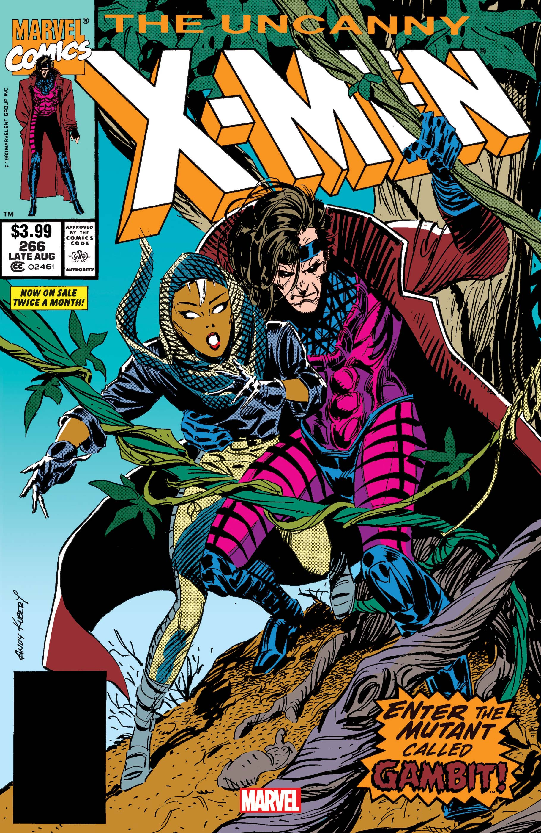 Uncanny X-Men Facsimile Edition (2019) #266