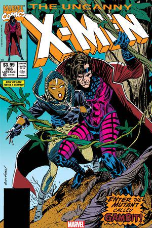 Uncanny X-Men Facsimile Edition #266