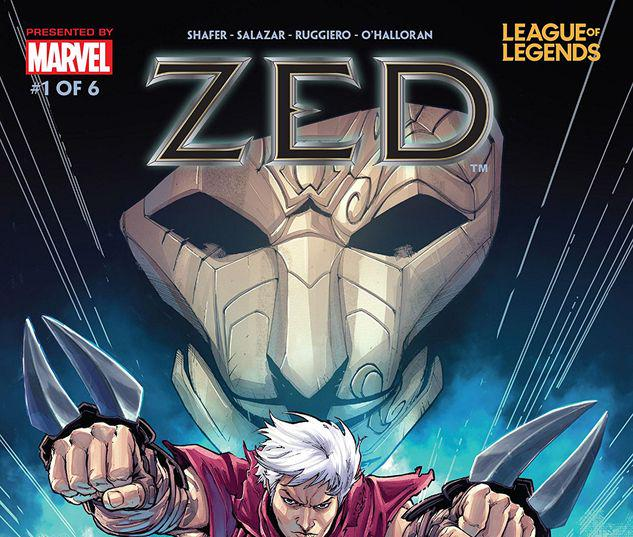 League of Legends: Zed #1