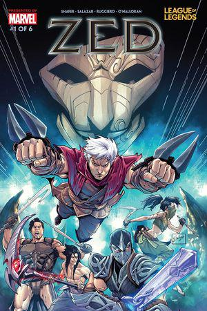 League of Legends: Zed (2019) #1