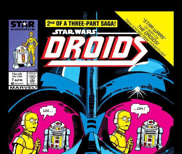 Star Wars: Droids #7