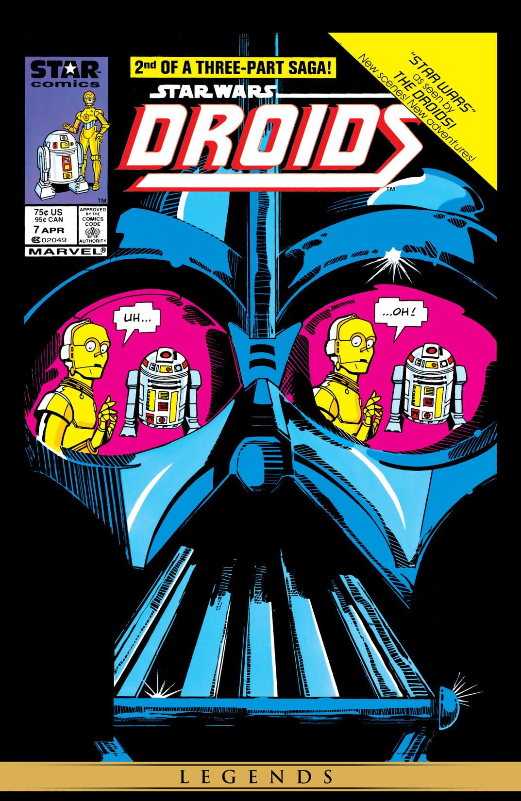 Star Wars: Droids (1986) #7