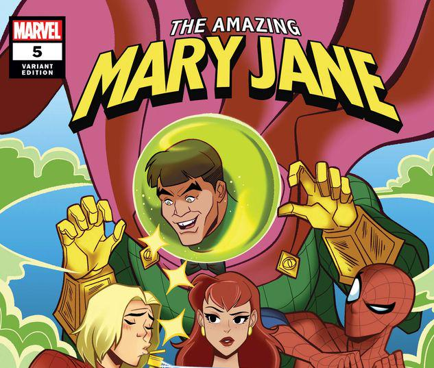 Amazing Mary Jane #5