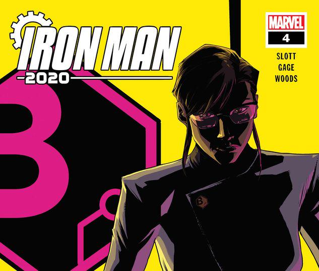 Iron Man 2020 #4