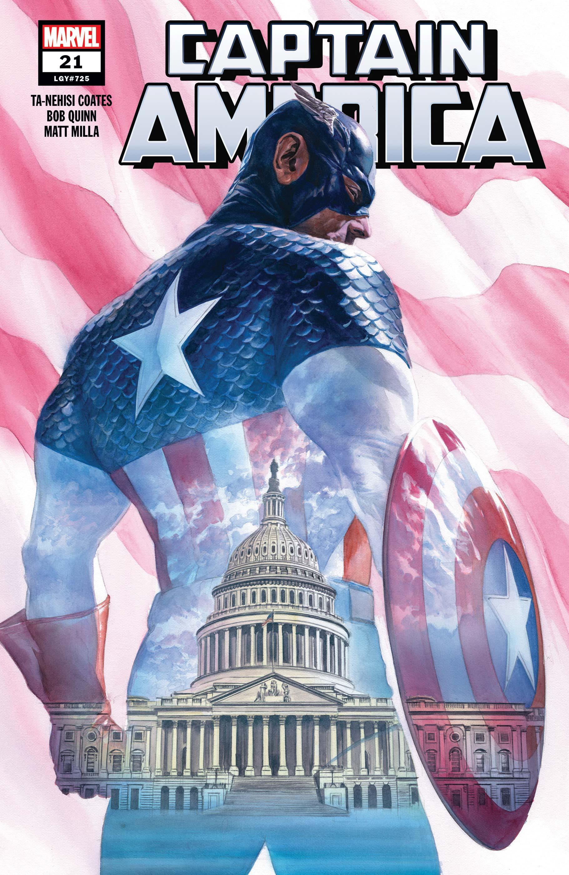 Captain America (2018) #21