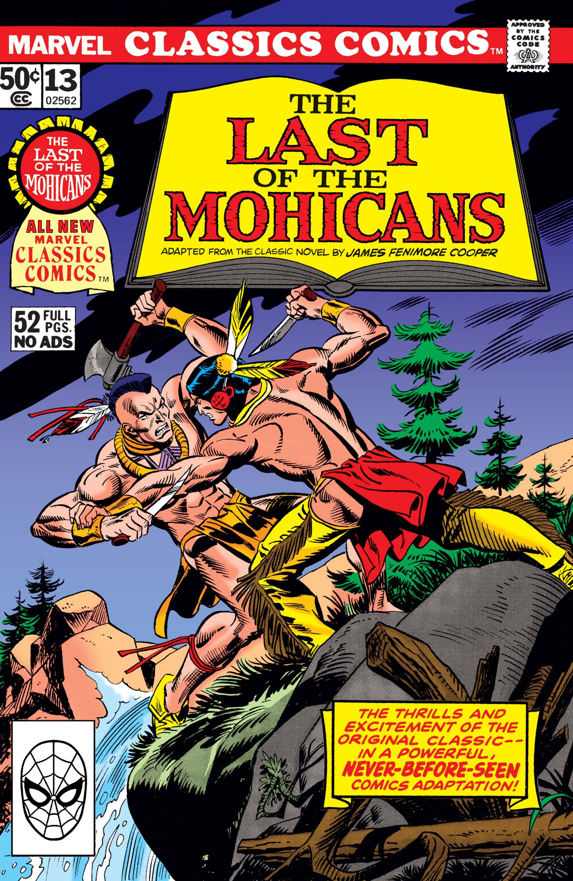 Marvel Classics Comics (1976) #13