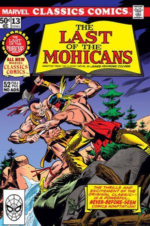 Marvel Classics Comics #13