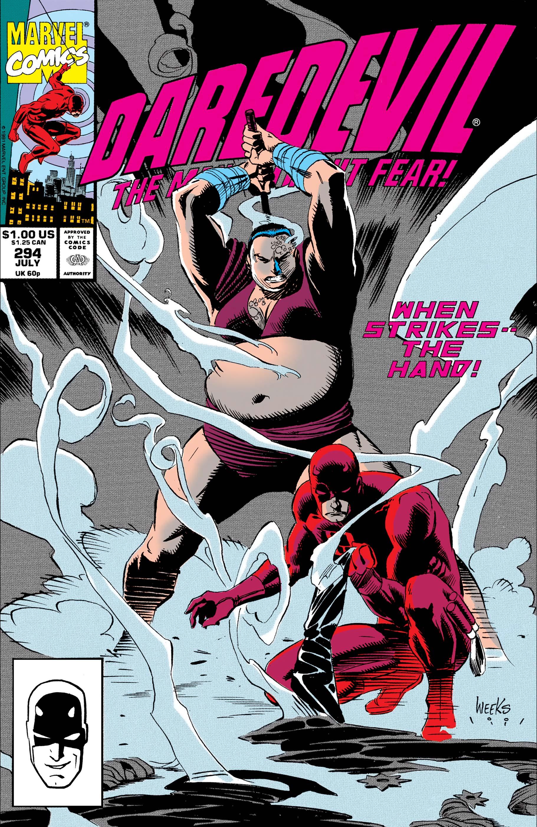 Daredevil (1964) #294