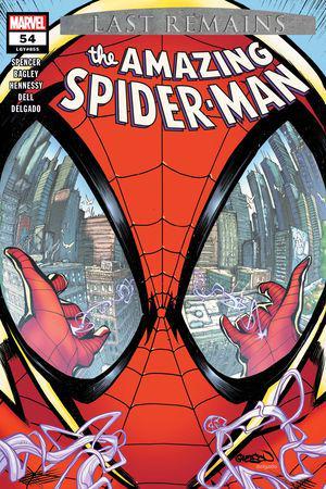 The Amazing Spider-Man (2018) #54