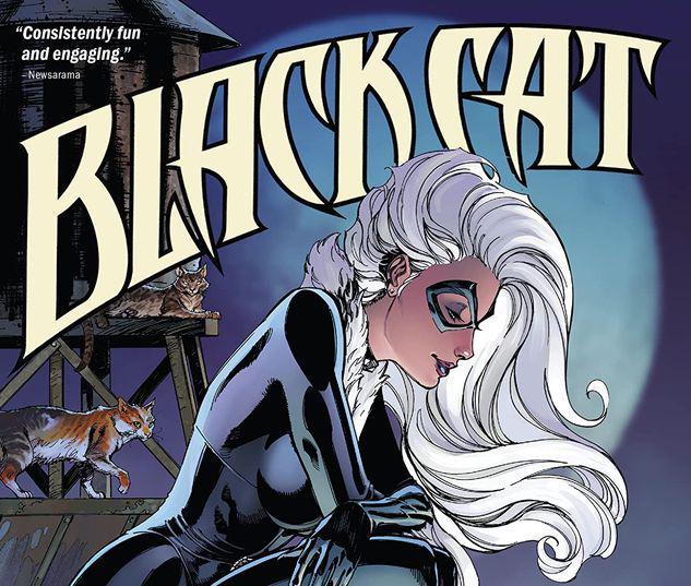 BLACK CAT VOL. 3: ALL DRESSED UP TPB #3