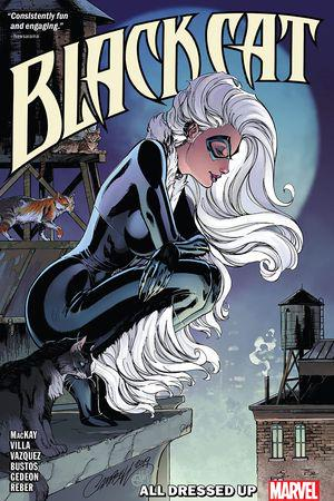 BLACK CAT VOL. 3: ALL DRESSED UP TPB (Trade Paperback)