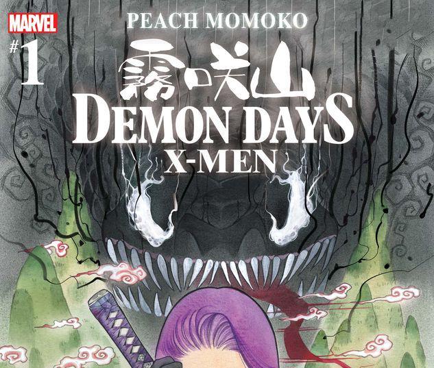 DEMON DAYS: X-MEN 1 #1