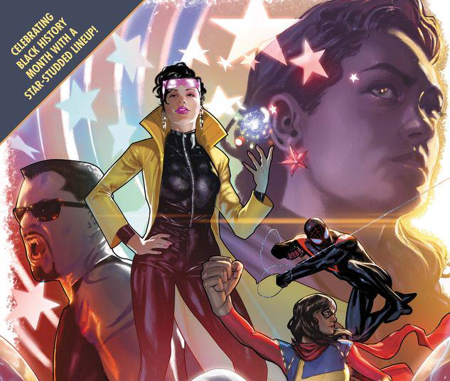MARVEL'S VOICES: LEGACY 1 #1