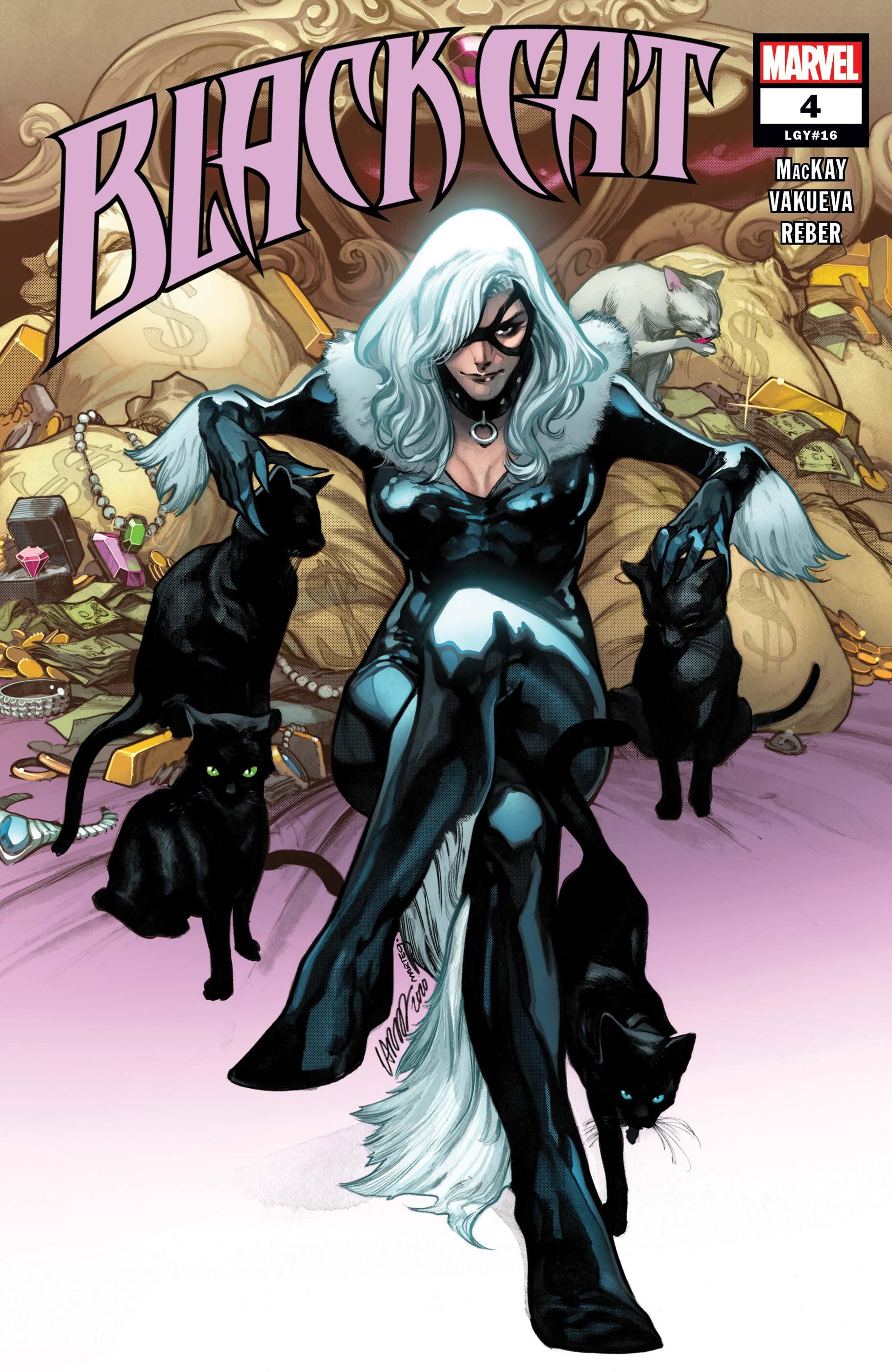 Black Cat (2020) #4
