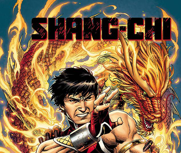 SHANG-CHI BY GENE LUEN YANG VOL. 1: BROTHERS & SISTERS TPB #1