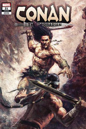 Conan the Barbarian (2019) #21 (Variant)