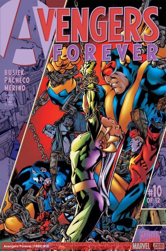Avengers Forever (1998) #10