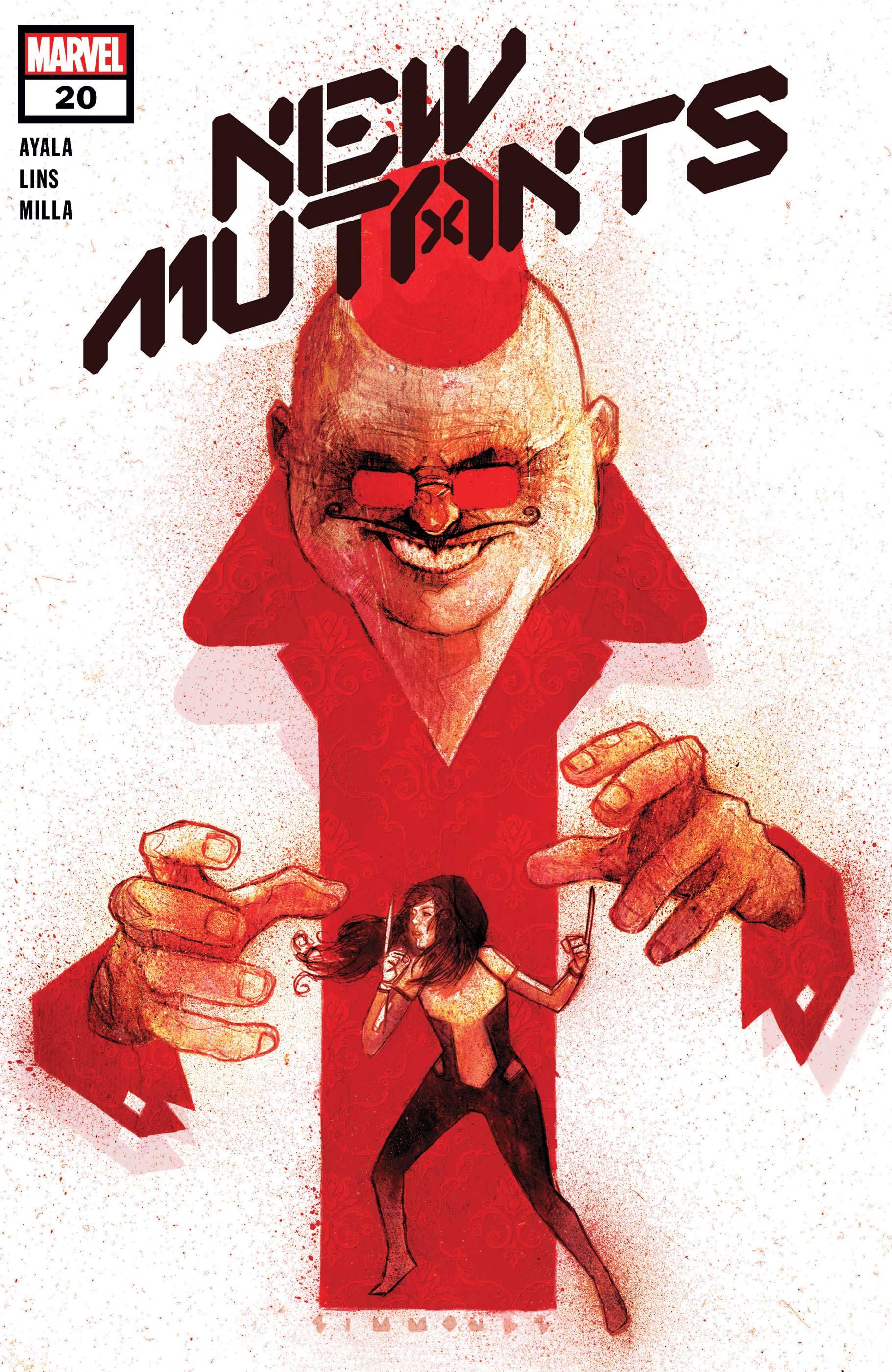 New Mutants (2019) #20