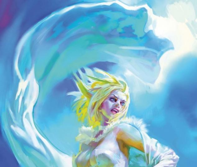 X-Men Origins: Iceman (2009) #1