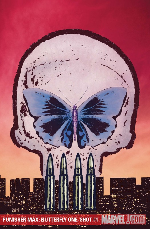 Punisher Max: Butterfly One-Shot (2010) #1
