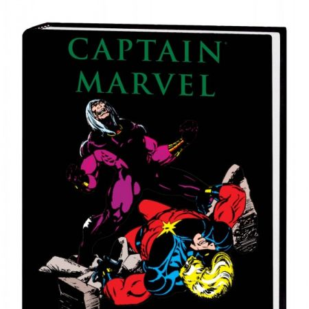 Captain Marvel: The Death of Captain Marvel (Hardcover)