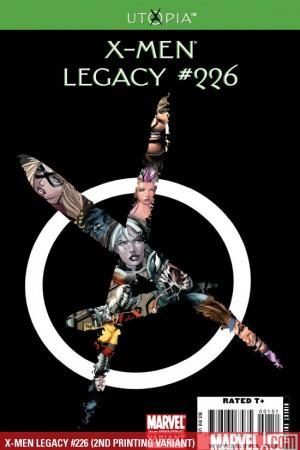 X-Men Legacy (2008) #226 (2ND PRINTING VARIANT)
