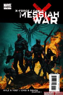 X-Force/Cable: Messiah War Prologue (2009) #1