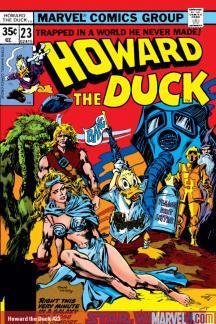Howard the Duck #23