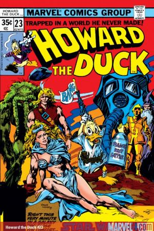 Howard the Duck (1976) #23