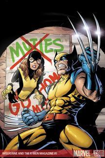 Wolverine Magazine #0