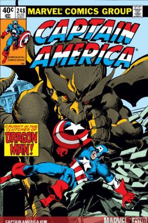 Captain America (1968) #248