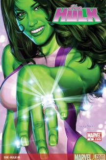 She-Hulk (2005) #9