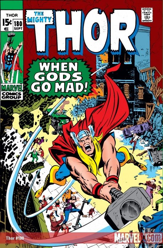 Thor (1966) #180
