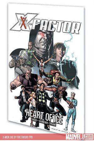 X-Factor Vol. 4: Heart of Ice (Trade Paperback)