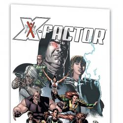 X-Factor Vol. 4: Heart of Ice
