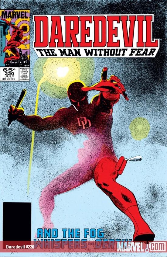 Daredevil (1964) #220