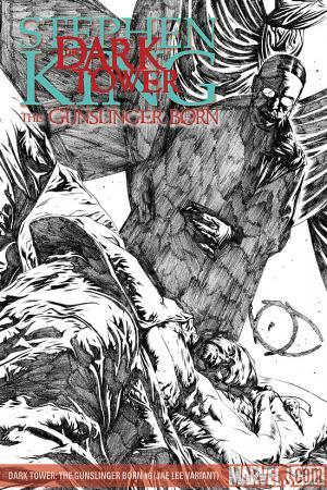 Dark Tower: The Gunslinger Born (2007) #6 (Jae Lee Sketch Variant)