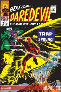 Marvel Masterworks: Daredevil Vol. II - 2nd Edition (1st) (Trade Paperback)