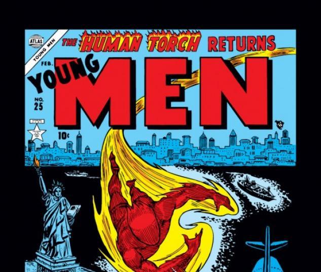 Young Men #25