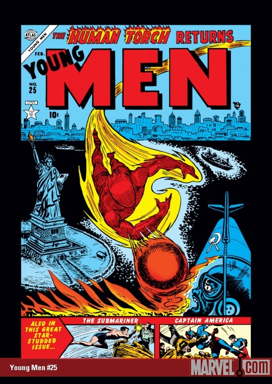 Young Men (1953) #25