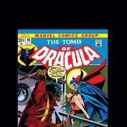 Tomb of Dracula (1972) #10