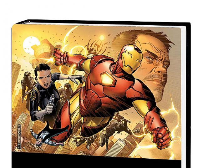 New Avengers Vol. 5: Civil War Premiere (Hardcover)