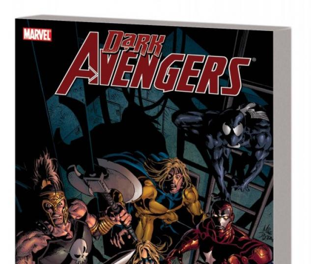 Dark Avengers Vol. 2: Molecule Man (Trade Paperback)