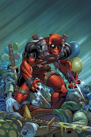 Cable & Deadpool Vol. 3: The Human Race (2005)