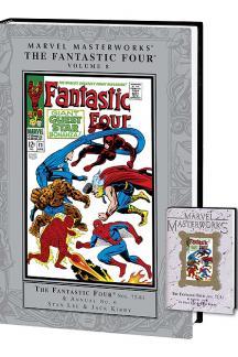 Marvel Masterworks: The Fantastic Four Vol. 8 (Hardcover)